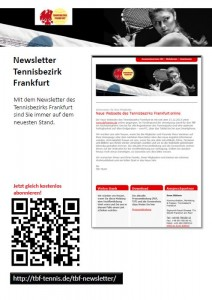 Plakat-Newsletter